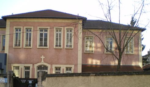 école de Saint Just - Saint Irénée